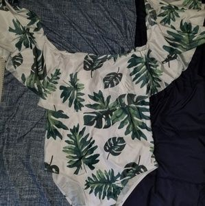 Other - Palm Swimsuit